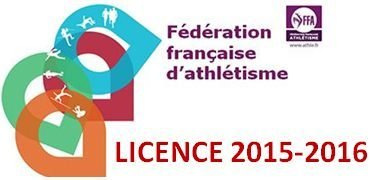 Licences FFA 2015-2016